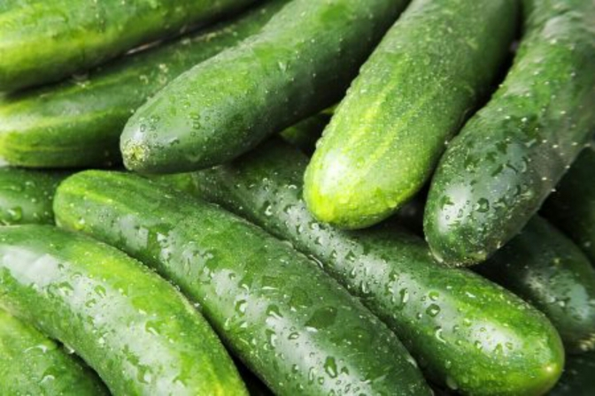 HEALTHY BENEFITS OF CUCUMBERS.