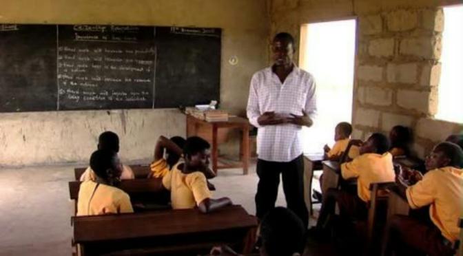The Global Teacher Prize Award