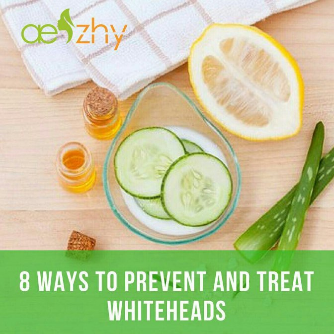HOW TO TREAT AND PREVENT WHITE HEAD