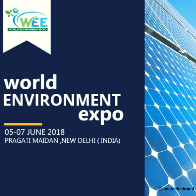 WORLD ENVIRONMENT EXPO 2018